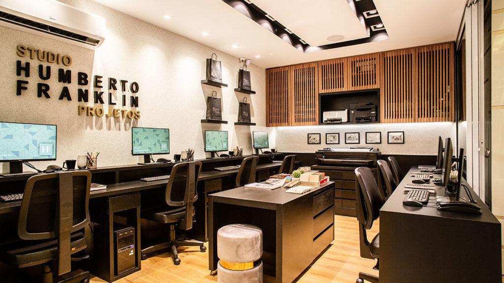 Vinyl Flooring Office