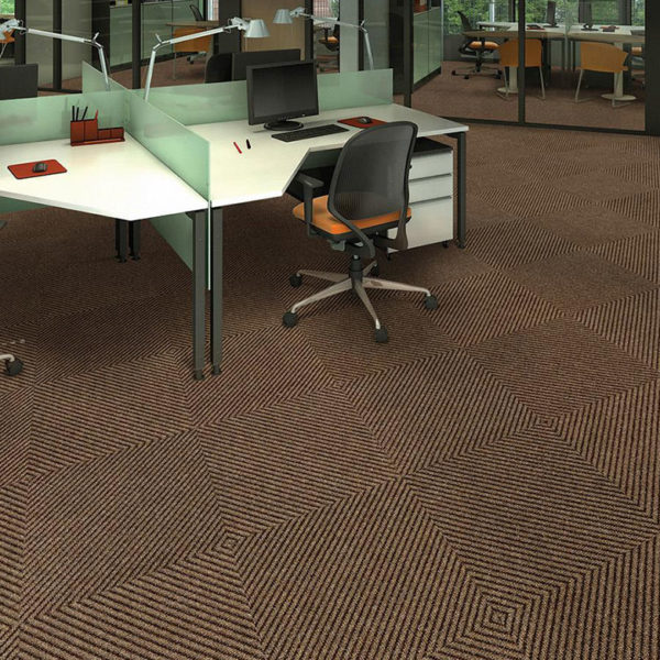Diagonals Carpet Tiles