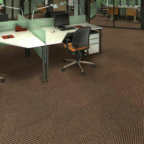 Diagonals Carpet Tiles