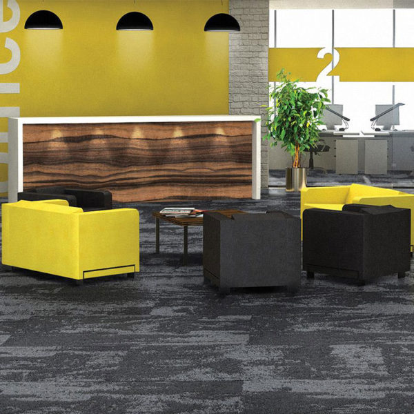 Forces Natural Bark Carpet Tiles