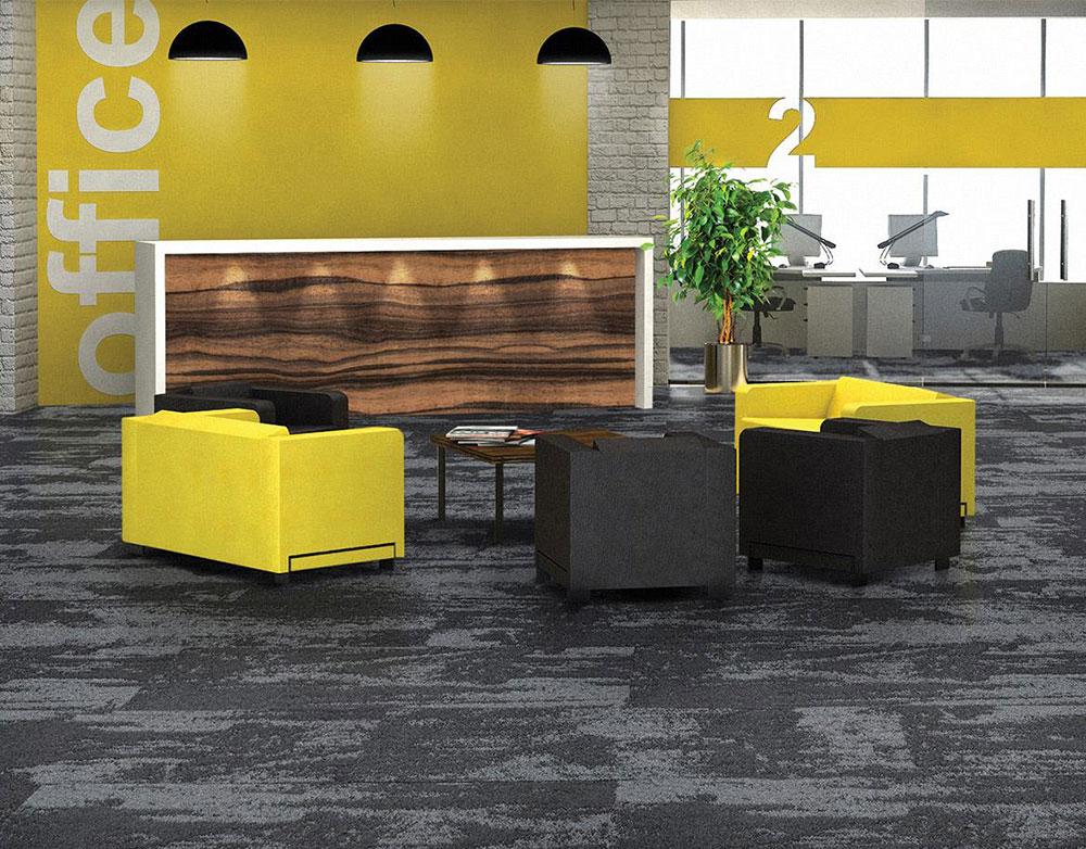 Forces Natural Bark Carpet Tiles