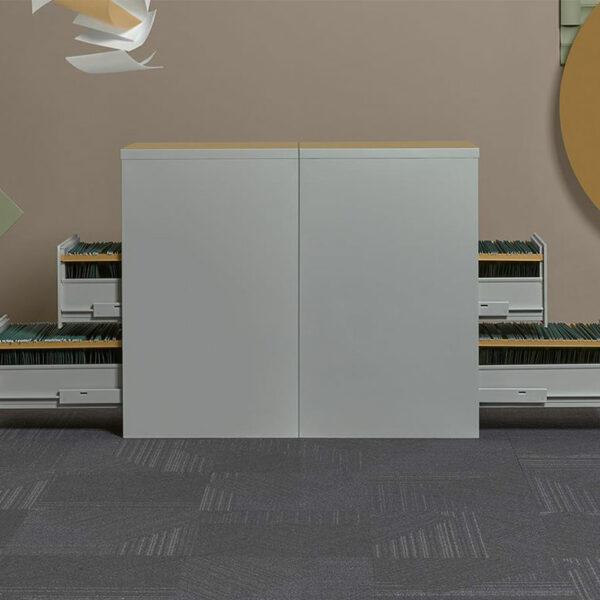 Grafica Skew Lines Carpet Tiles