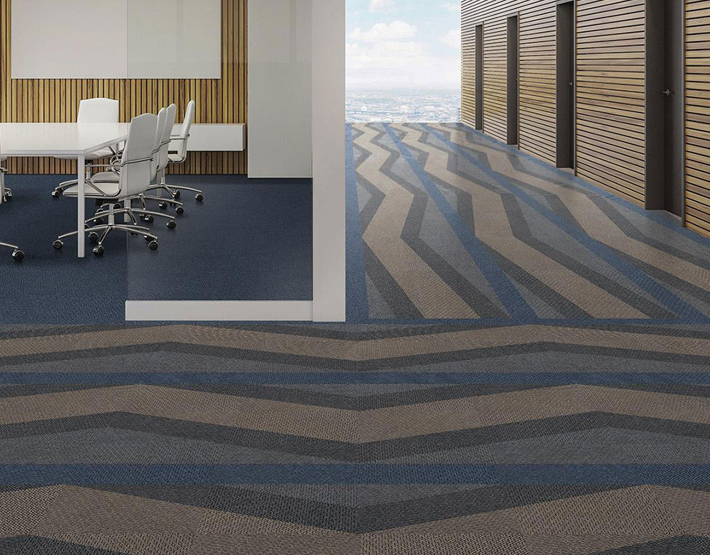 Main Street Induna Carpet Tiles