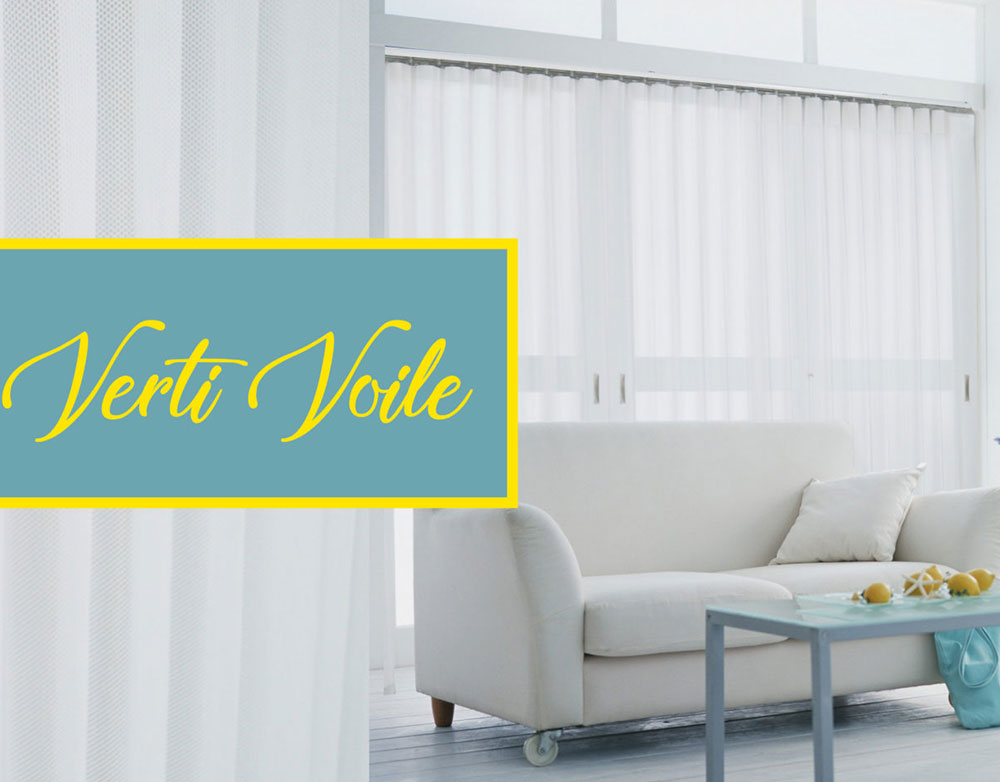 Verti Voile Blinds