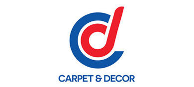 carpet and decor logo